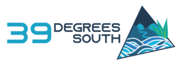 39 Degrees South logo